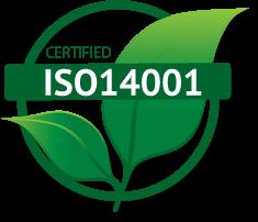 Сертификат ISO 14001 (СЭМ)
